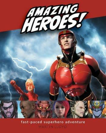 Amazing Heroes! superheroes RPG