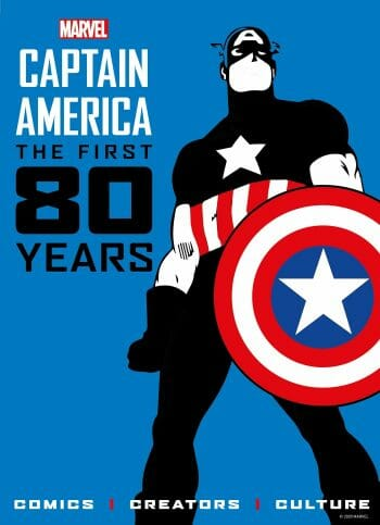 Captain America - The First 80 Years
