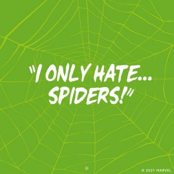 I only hate spiders!