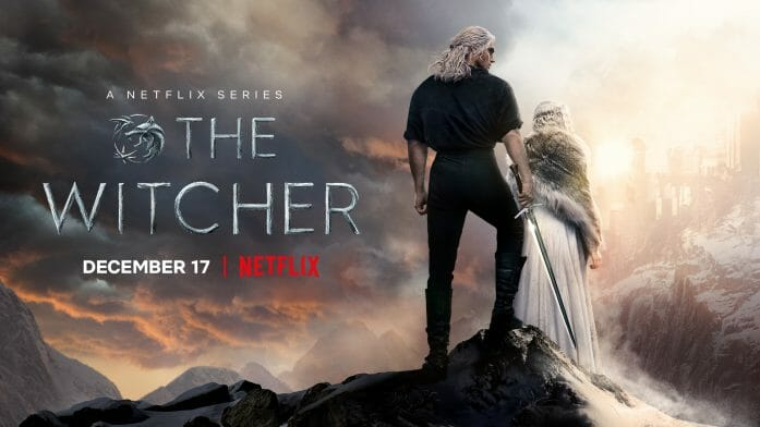 The Witcher season 2 dated poster