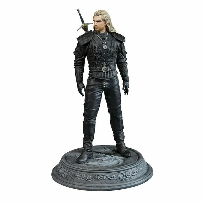 The Witcher - official Geralt model