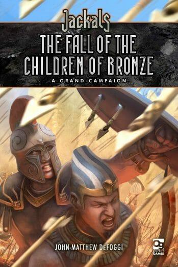 Jackals: The Fall of Children of Bronze