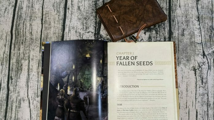 The Fall of Children of Bronze - Year of Fallen Seeds