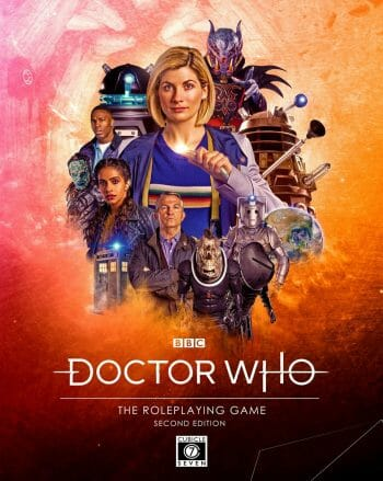 Doctor Who 2e