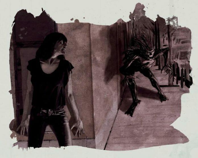 Sigil & Shadow monster
