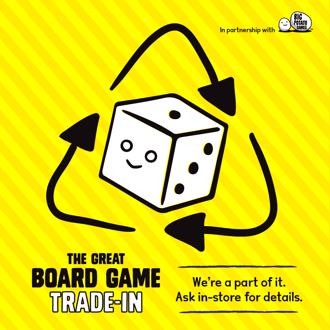 The Great Board Game Trade in