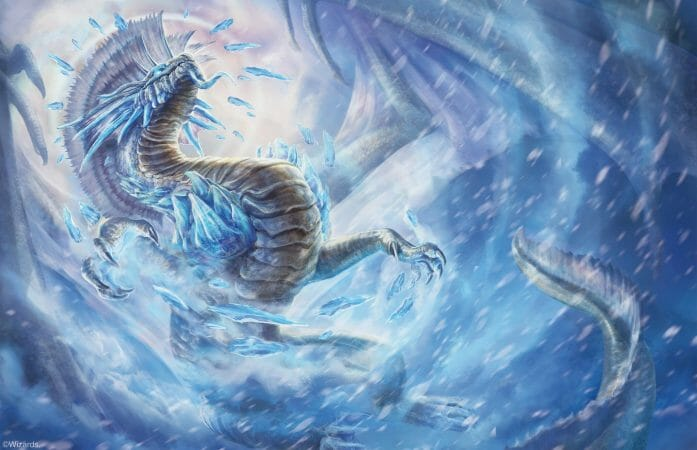 Fizban's Treasury of Dragons - Gem Dragons