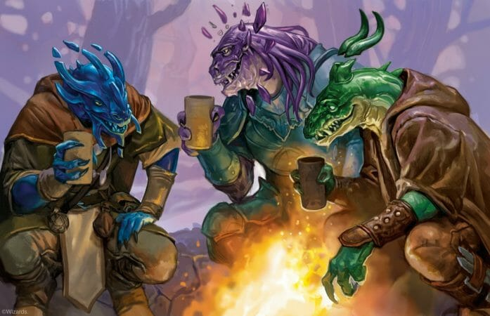 Fizban's Treasury of Dragons - gem dragonborn