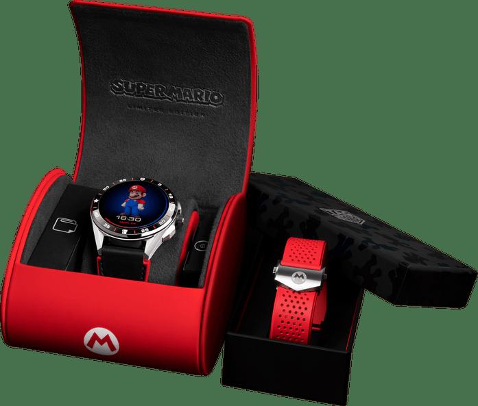 TAG Heuer's Super Mario smartwatch