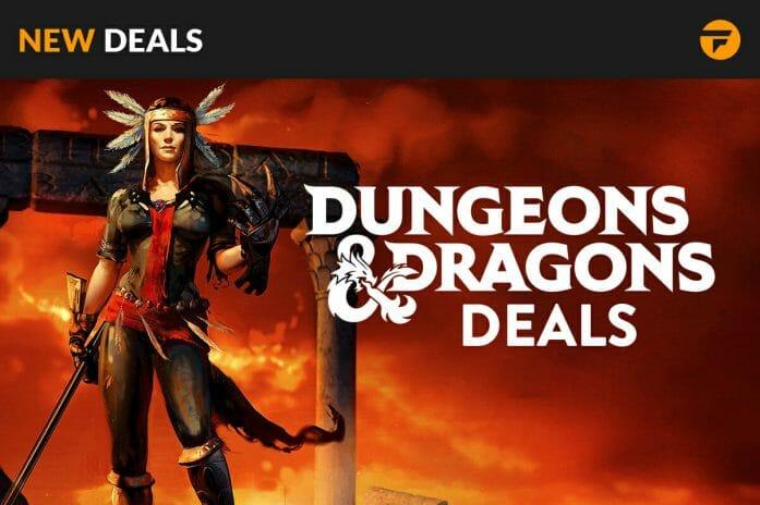 Dungeons & Dragons deals