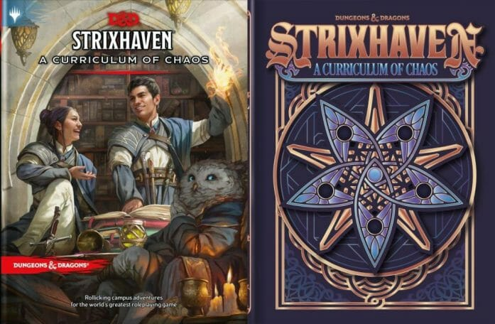 Strixhaven covers