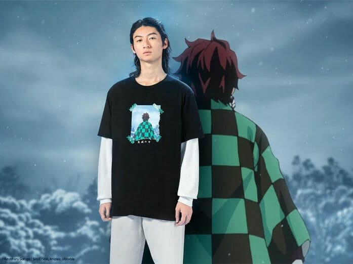 Uniqlo gets an official Demon Slayer line