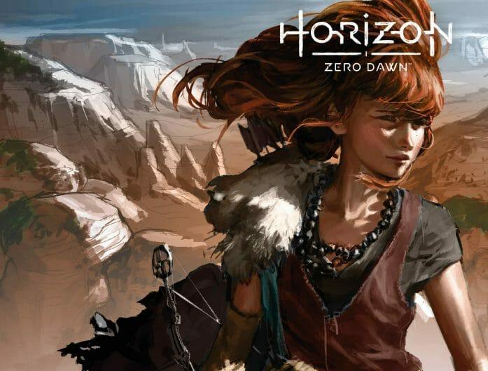 Horizon Zero Dawn: Liberation (Cover B)