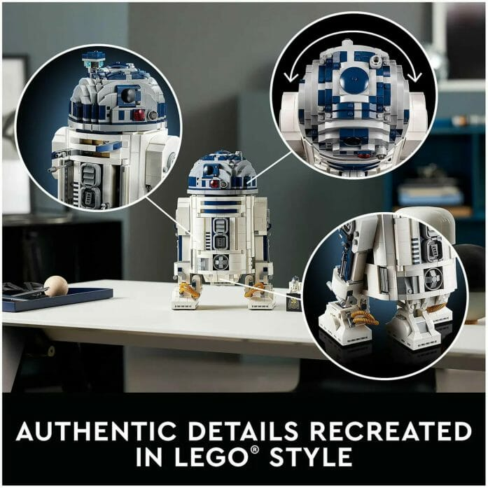 Collector R2-D2