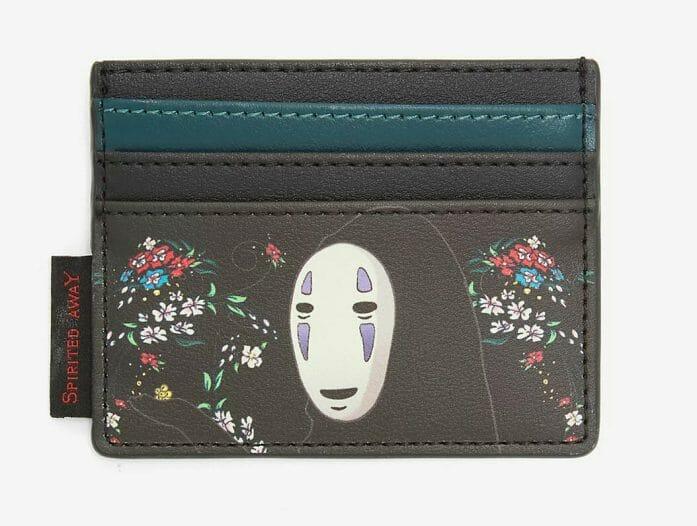 Studio Ghibli Spirited Away No-Face Cardholder