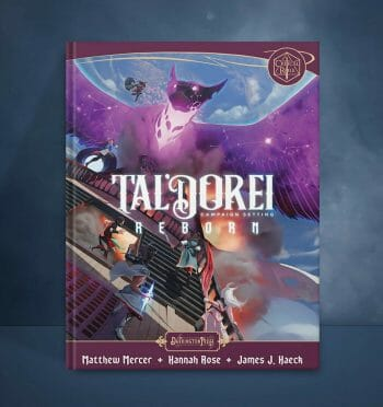 Tal'Dorei revised edition