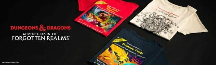Magic the Gathering X Dungeons & Dragons