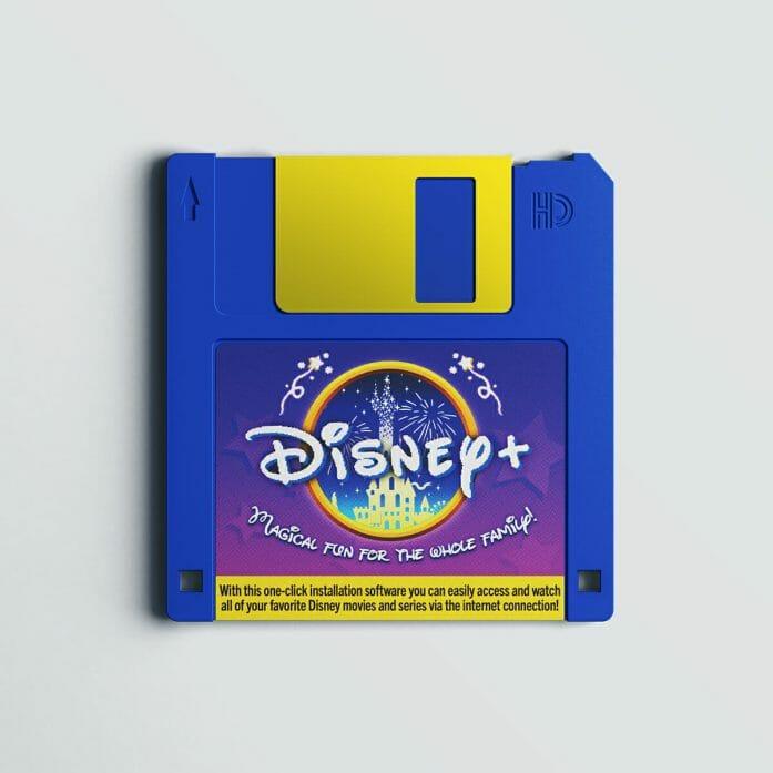 90s Disney+