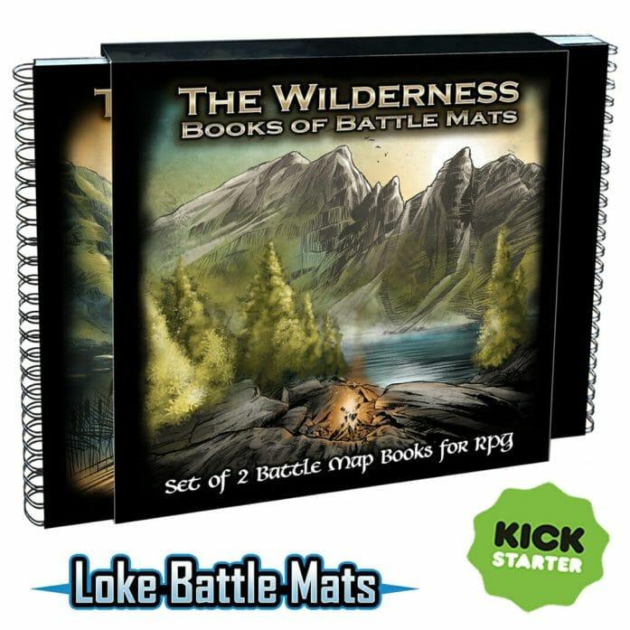 Loke's Wilderness range