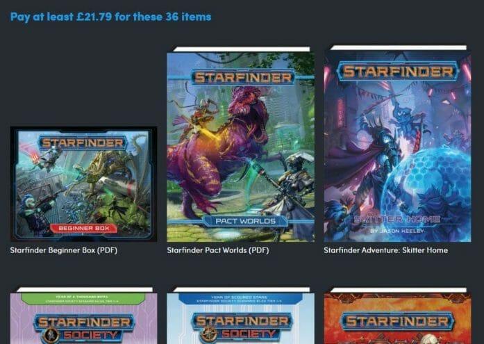 Starfinder Bundle