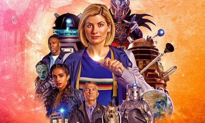 Doctor Who: The Roleplaying Game
