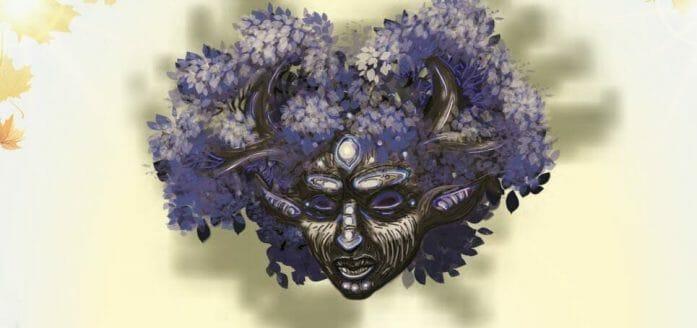 Feywild mask