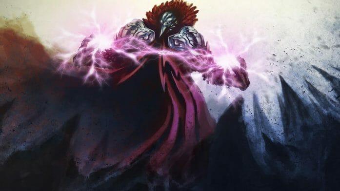 Masked Wizard by Cycrone