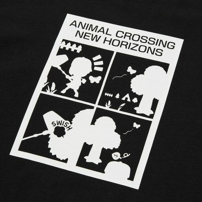 Animal Crossing official t-shirt