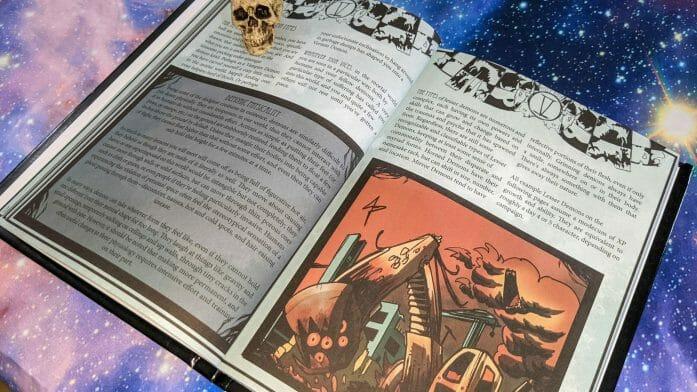 XII: Inner Demons' system - art sample