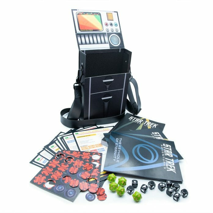 Tricorder Collector's Edition Boxed Set