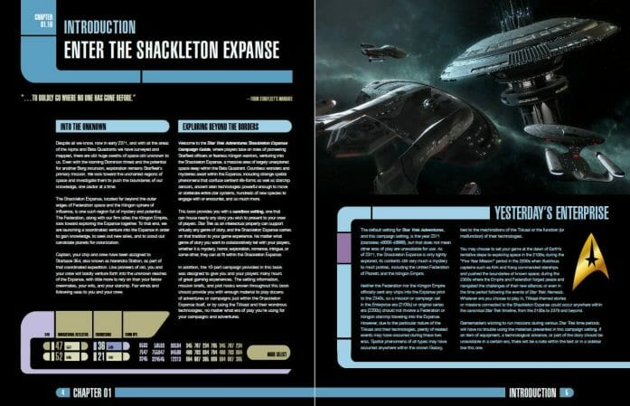Shackleton Expanse Campaign Guide