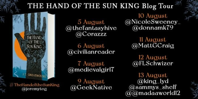 Competition: The Hand of the Sun King