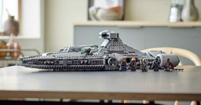LEGO Star Wars Imperial Light Cruiser Set (75315)