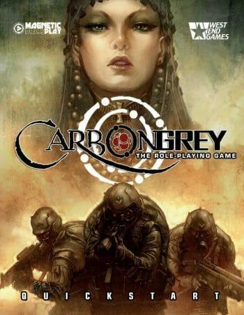 Carbon Grey RPG