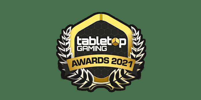 Tabletop Gaming Awards 2021