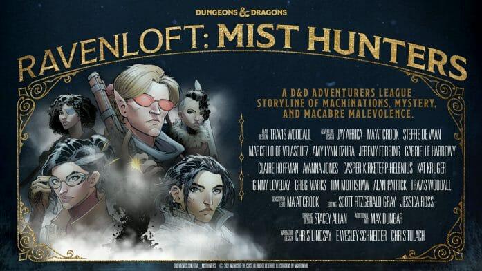 Ravenloft: Mist Hunters