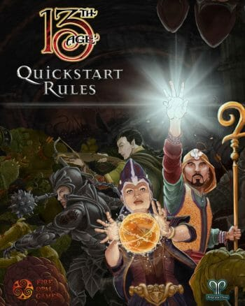 13th Age Quickstart