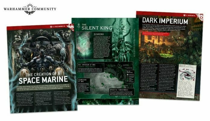 Warhammer 40,000: Imperium magazine