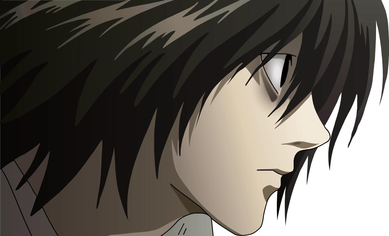 L - Death Note by FFVII-Cloud