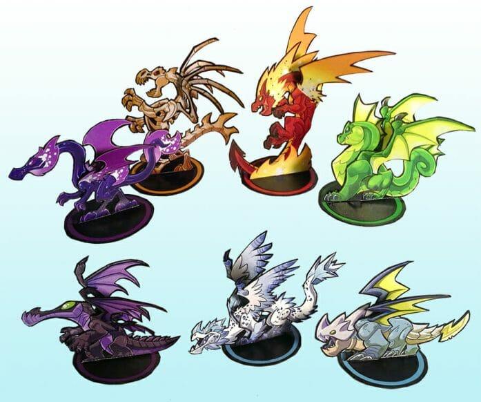 Trash Mob: Dragons