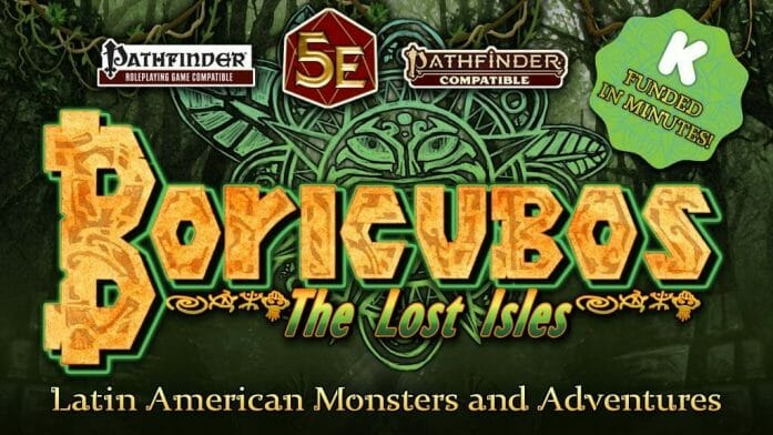 Boricubos: Latin American Monsters and Adventures