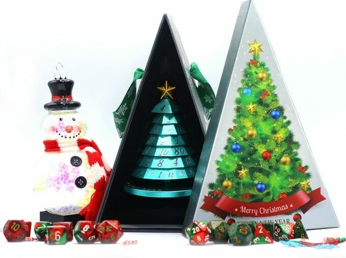 Hymgho Christmas Tree dice