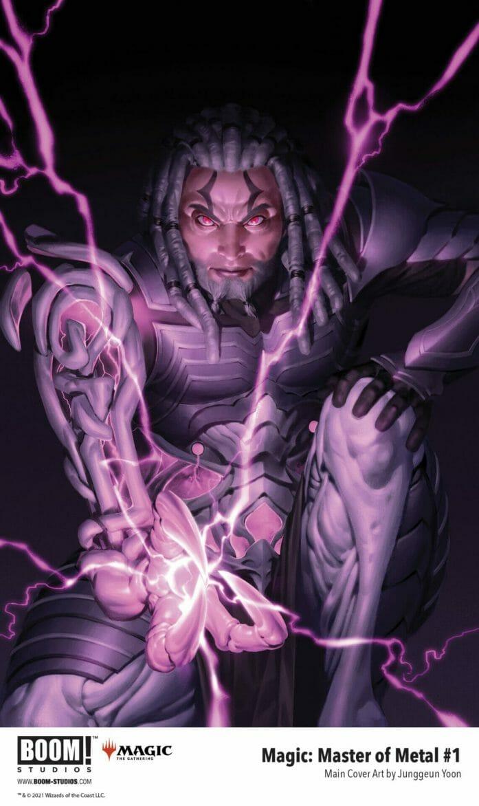 Magic: Master of Metal