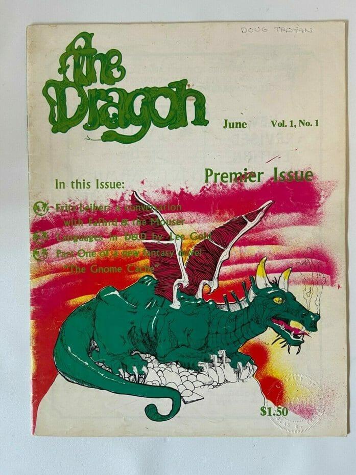 The Dragon Magazine