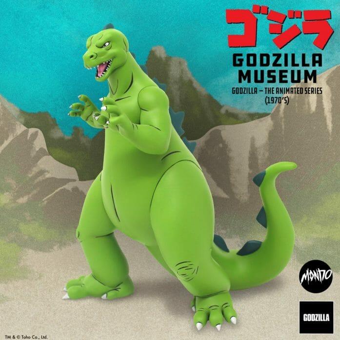 Godzilla - The Animated Series (1970)
