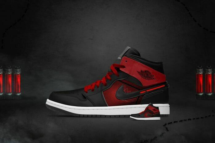 """The Langs"" - Antman x Air Jordans 1"