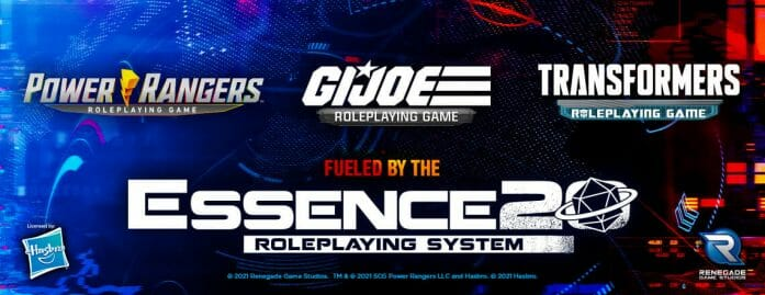 Hasbro release Essence20 as an RPG system to rival D&D's 5e