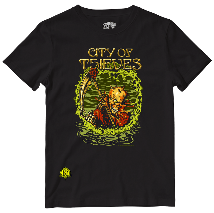 City of Thieves t-shirt