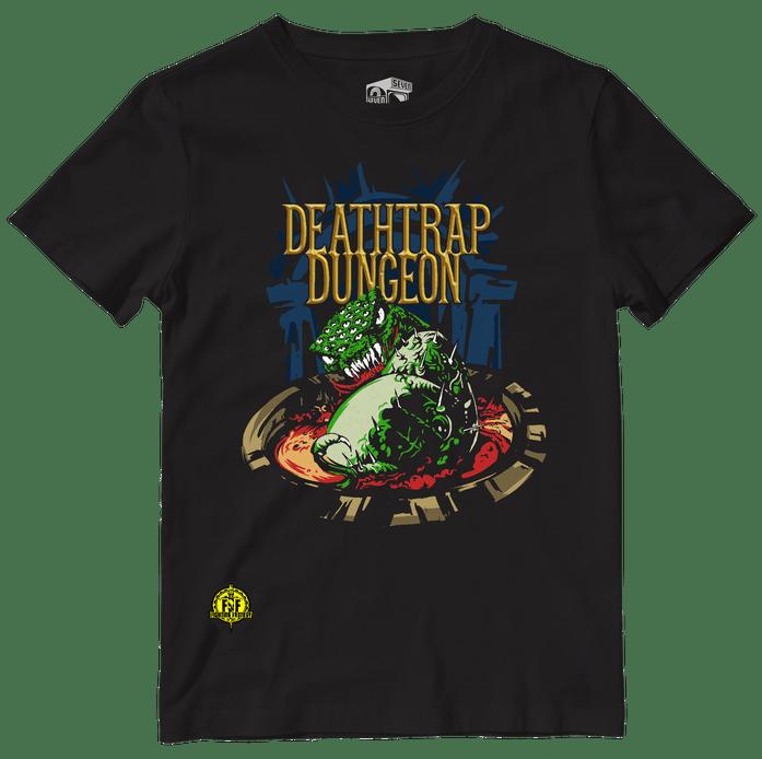 Death Trap Dungeon t-shirt