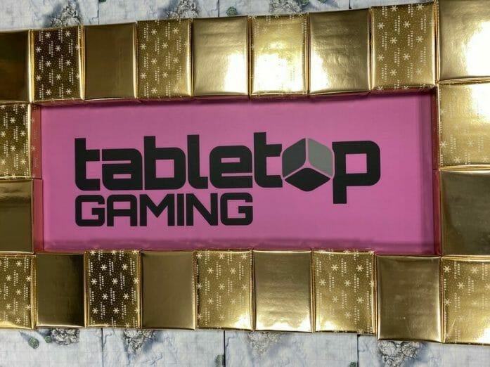 Tabletop Gaming 2021 Advent Calendar